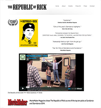Website-RepublicOfRick